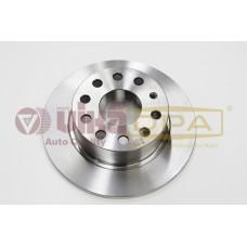 диск тормозной задний (253х10)
