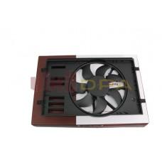 двигатель вентилятора радиатора (5Q0121205AL)