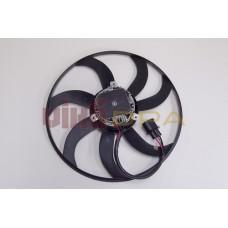 двигатель вентилятора радиатора (400w, 410мм)