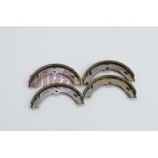 колодки тормозные задние (бараб)