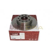 диск тормозной задний (255х10)