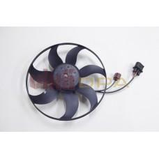 двигатель вентилятора радиатора (300w, 360мм)