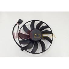 двигатель вентилятора радиатора (60w, 360 мм)