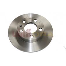 диск тормозной задний (232x9)