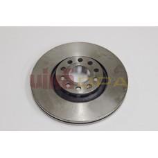 диск тормозной передний (312x25)