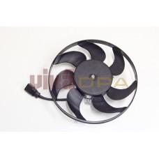 двигатель вентилятора кондиционера (200w, 295 мм)